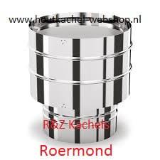 Trekkap DW 250-300mm RVS. RZS.24.0