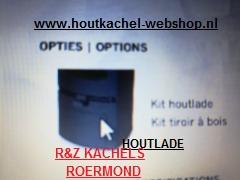 Optie Houtlade voor Charnwood ARC 5 op sokkel