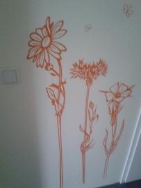 foto 3 bloemen