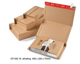 40x Boekverpakking A3+