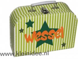 Koffertje Ster Wessel