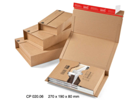 10x Boekverpakking B5