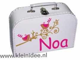 Koffertje Vogeltjes Noa