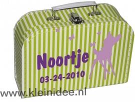 Koffertje Hert Noortje
