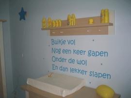 De kamer van Bart