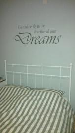 Foto`s van de slaapkamer van Linda