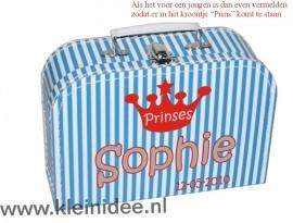 Koffertje Kroon Sophie