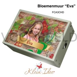 "Geboortedoos ""Bloemenmuur Eva"" FCA3CHD"