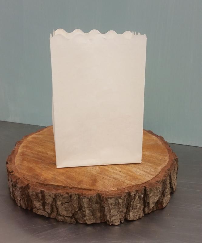 blanco lichtzakje (minimale afname = 10)