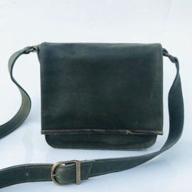 Crossbody evergreen