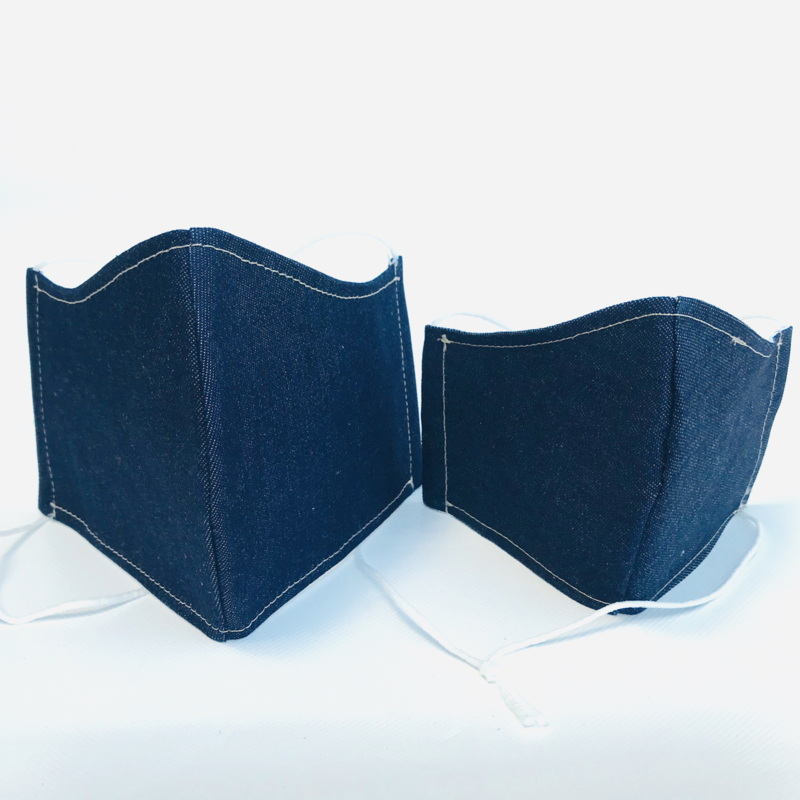 Mondkapjes stoer  Denim Limited Edition