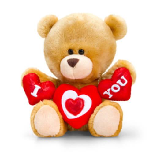 LOVE-Bear met slinger