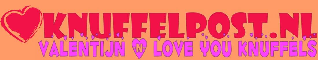 Knuffelpost.nl, de LOVE-YOU knuffel specialist van Nederland