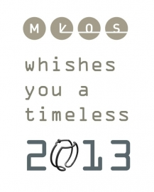 MVOS WISHES YOU A TIMELESS 2013