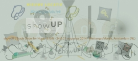 SHOW UP 24&25 AUGUSTUS 2014