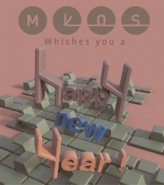 MVOS whishes you a Happy new Year!