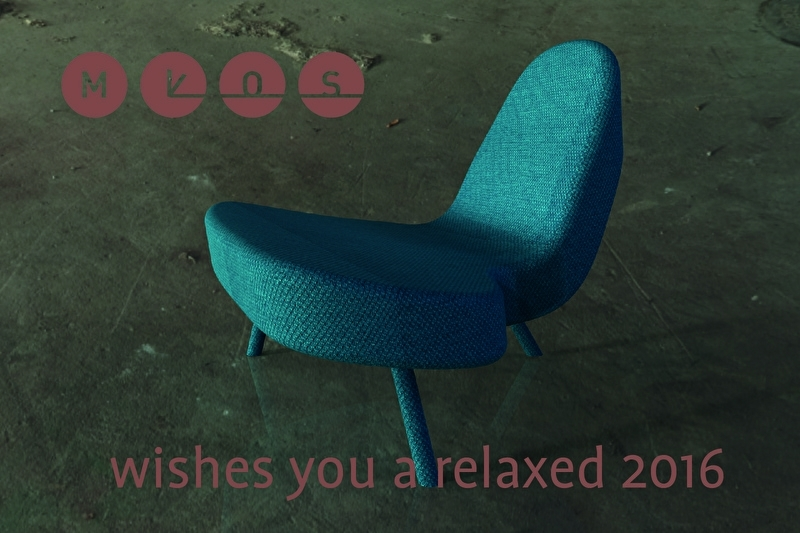 MVOS wishes you a relaxed 2016!