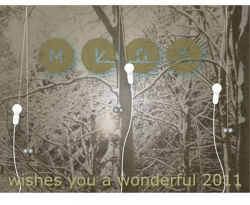 MVOS wishes you a wonderful 2011