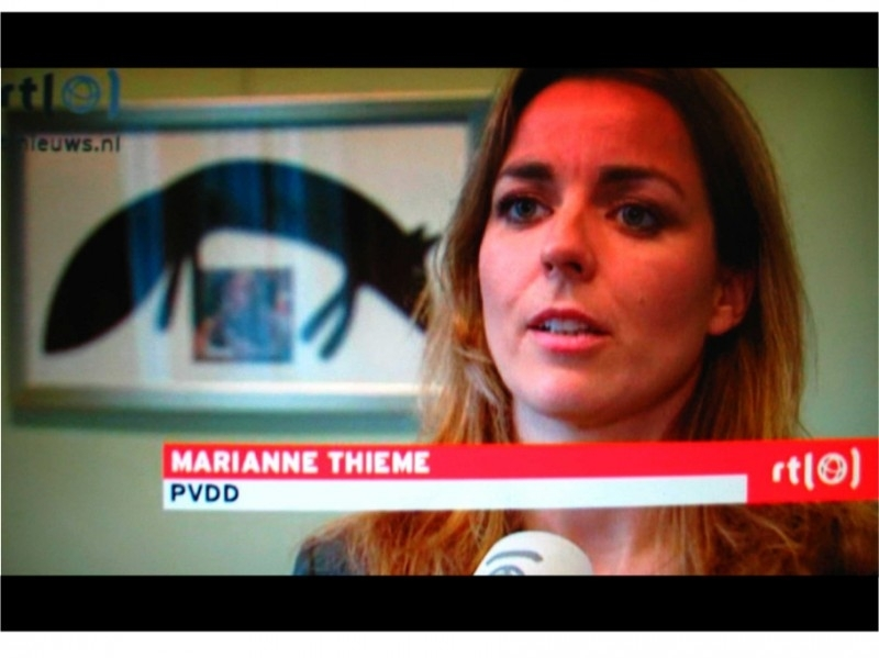 Monsieur Reinaert in RTL nieuws