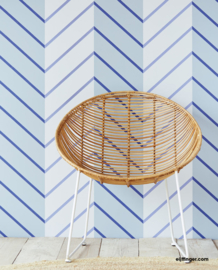 Eijffinger Stripes+ behang 377142
