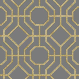 York Wallcoverings Candice Olson Tranquil behang Lanai Trellis SO2464