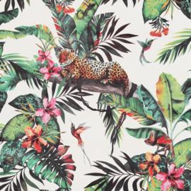 Arthouse Animal Jungle White Multi behang 908505