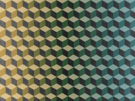 BN Cubiq Mural Fading Cube 200416 DX