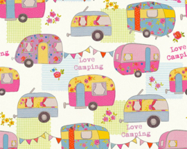 AS Creation Boys and Girls 6 behang Caravan 34345-3