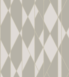 Cole & Son Geometric II behang Oblique 105/11046