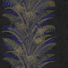Khrôma Cabinet of Curiosities behang Verdura Peacock CAB105