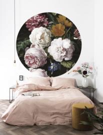 KEK Amsterdam Flora & Fauna behangcirkel Golden Age Flowers CK-012