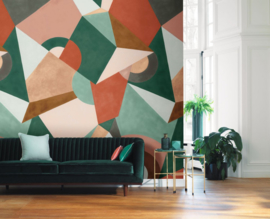 Casadeco Gallery Panoramique Cubisme GLRY 87037410