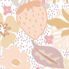 BN Doodleedo behang Strawberry Fields 220770