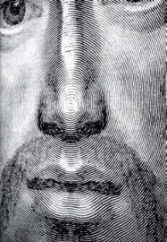 Dutch DigiWalls Fotobehang 1001 Fingerprint