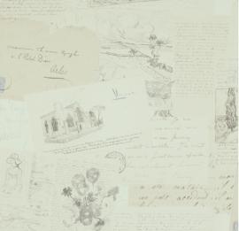 BN Van Gogh behang 17200 Letters