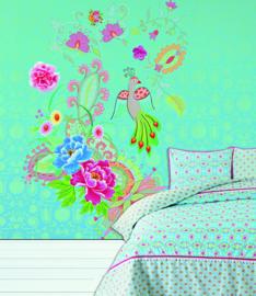 Behangexpresse Happy Living Wallprint Pajarito TD4010