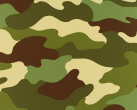 Home Collection Camouflage behang JO197