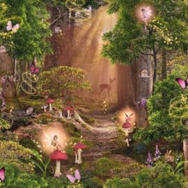 Arthouse Imagine Fun 2 Magic Garden behang 696009