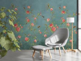 BN Fiore Mural Rose Garden 200456
