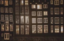 Dutch DigiWalls City Love Fotobehang Amsterdam CL03C