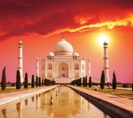 Dutch DigiWalls Fotobehang 70066 Taj Mahal