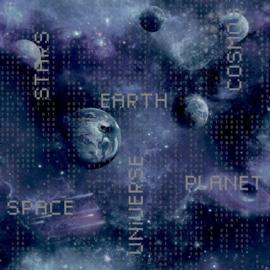 Noordwand Good Vibes behang Galaxy GV24266