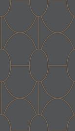 Cole & Son Geometric II behang Riviera 105/6029