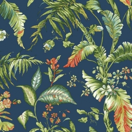 York Wallcoverings Ashford Tropics behang AT7094 Fiji Garden
