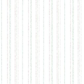 York Wallcoverings A Perfect World behang KI 0545 Dotty Stripe