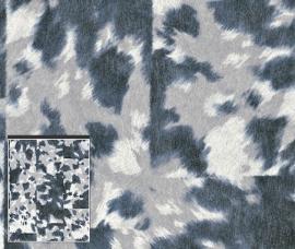 Rasch Pop Skin behang 498240 Koeienhuid