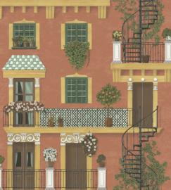 Cole & Son Seville behang Alfaro 117/4011
