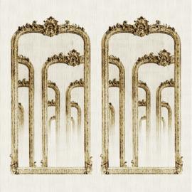 Élitis Pleats panoramique Galerie des Glaces TP 19001