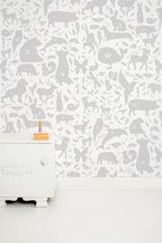 KEK Amsterdam Kids behang ABC Animals WP-045
