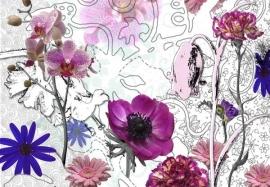 Komar Fotobehang Purple 8-887